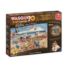 Puzzle 1000 - Happy Holidays! Wasgij - 19153 - Jumbo