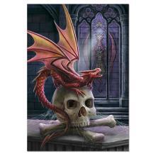 """Puzzle """"O Senhor dos Dragões"""""""