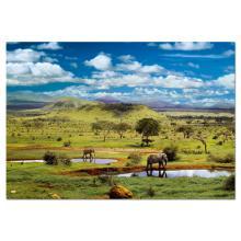 """Puzzle """"Parque Nacional Quénia"""""""