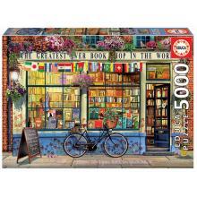 Puzzle Educa - 18583 - A Melhor Livraria do Mundo