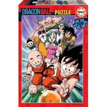 Puzzle 200 peças Dragon Ball - 18215 - Educa