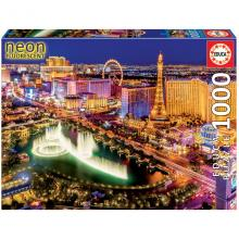 "Puzzle ""Las Vegas"" neon 16761"